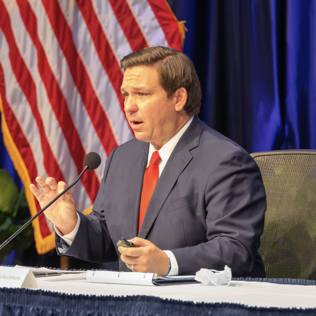 COVID19 Governor DeSantis Families for Better Care Image