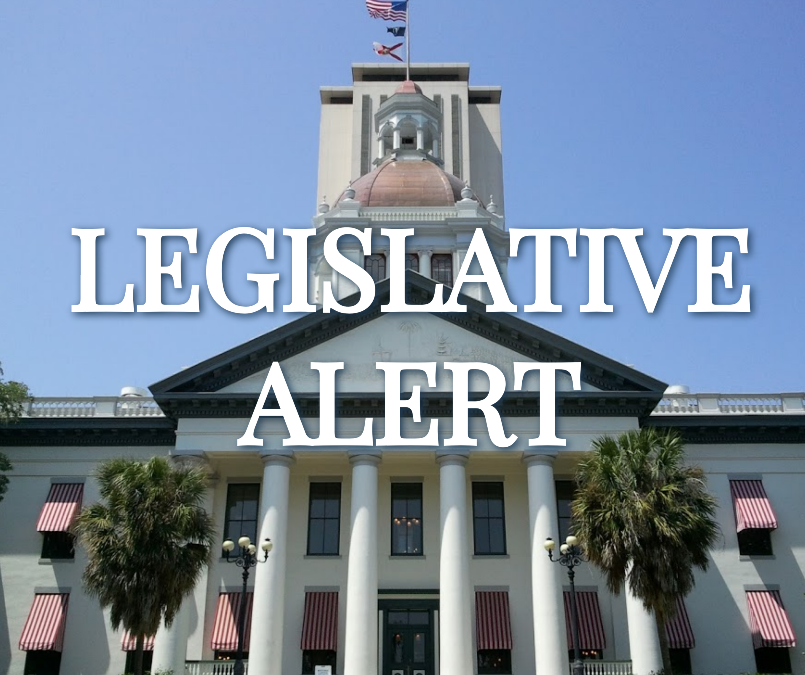 BREAKING NEWS: Florida's Senate Health Policy Committee voted unanimously in favor of assisted living facility deregulation (SB402). Image