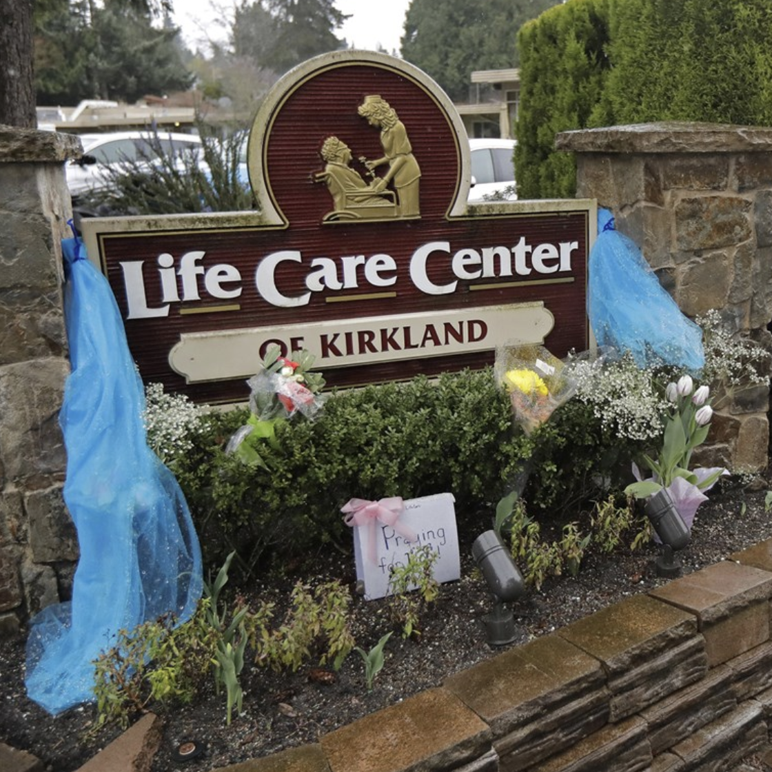 Sick staff fueled outbreak in Seattle nursing homes, CDC reports Image