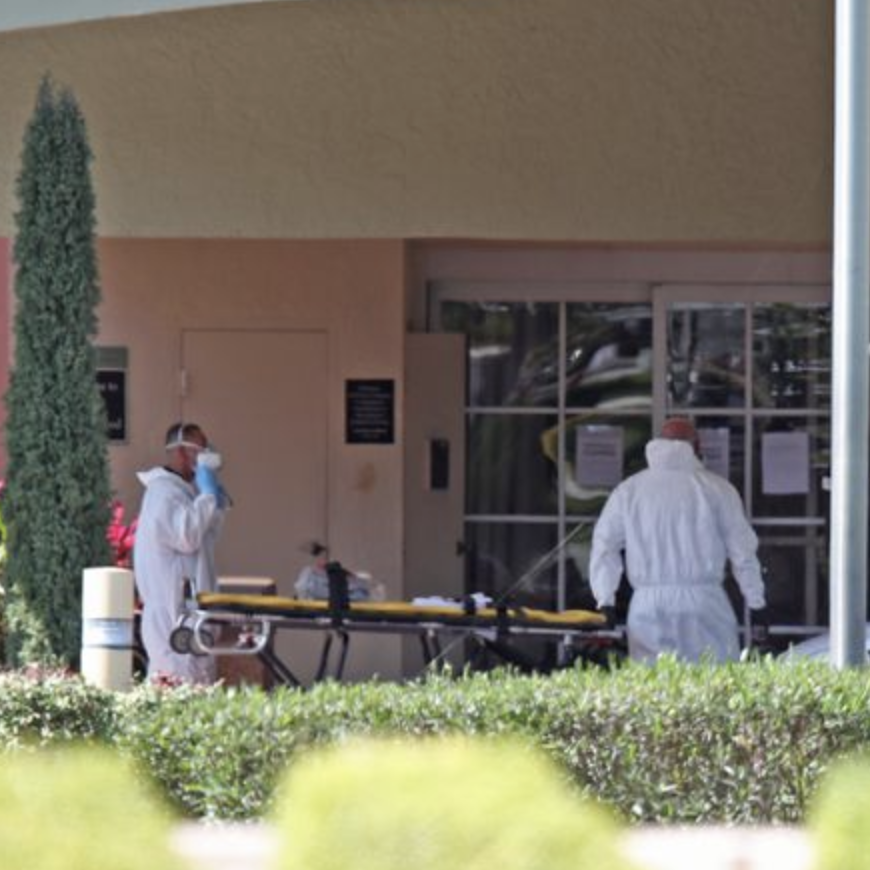 FL: Florida Nursing Homes Become Solitary Confinement Amid COVID-19 Image